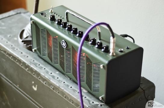 review yamaha thr10x wired guitarist