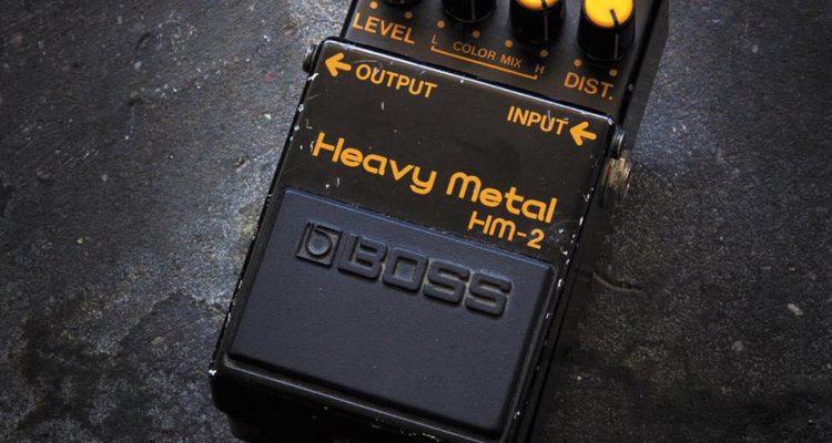 Boss HM-2