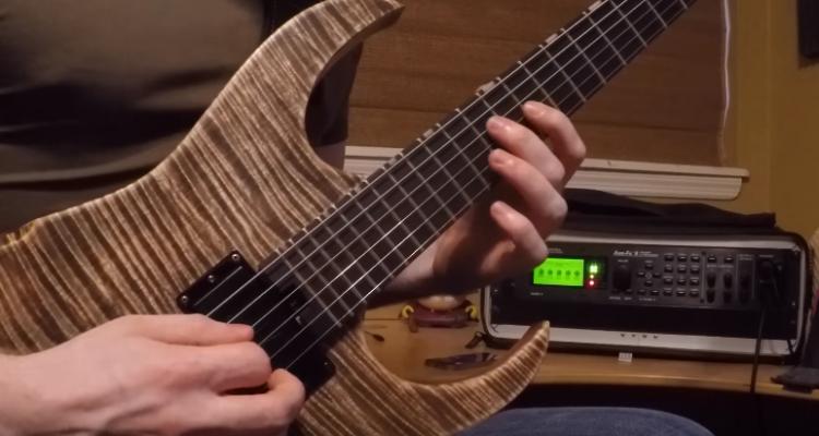 Hufschmid Guitar