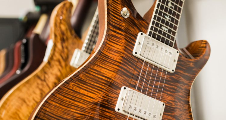 PRS Guitar Guide | WIRED GUITARISTWired Guitarist