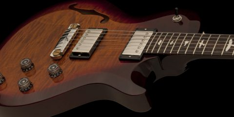 PRS S2 Singlecut Semi-Hollow