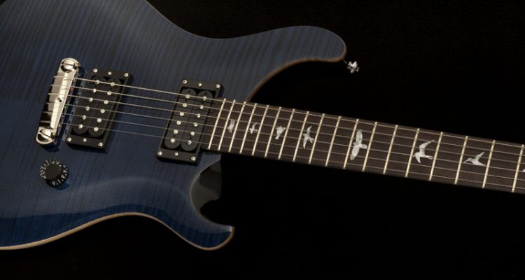 Prs Se Custom 22 Review Wired Guitarist