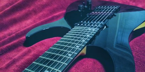 Ormsby Guitar