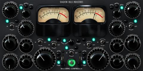 Shadow Hills Compressor
