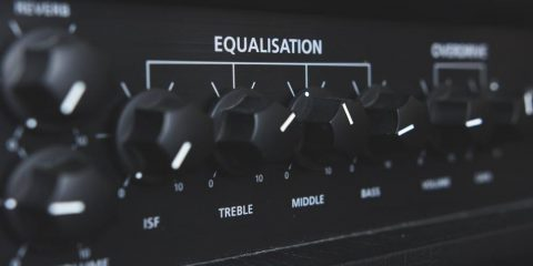 Guitar EQ Knobs