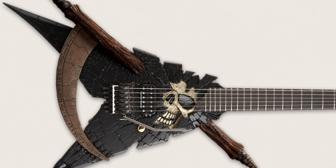 ESP Custom Shop Guitar