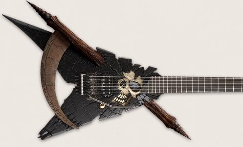5 esp custom shop guitars that we all need wired guitarist. Black Bedroom Furniture Sets. Home Design Ideas