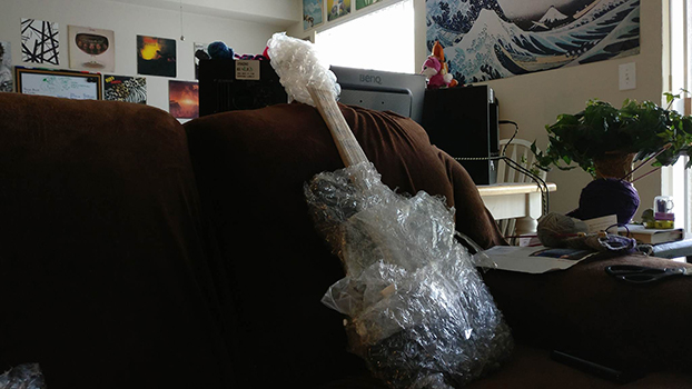 Well Packaged Guitar