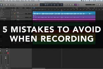 Recording Mistakes to Avoid