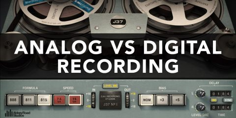 analog vs digital recording
