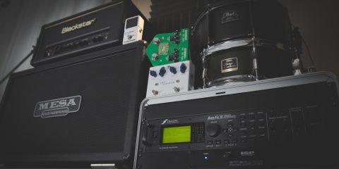 Save money on music gear