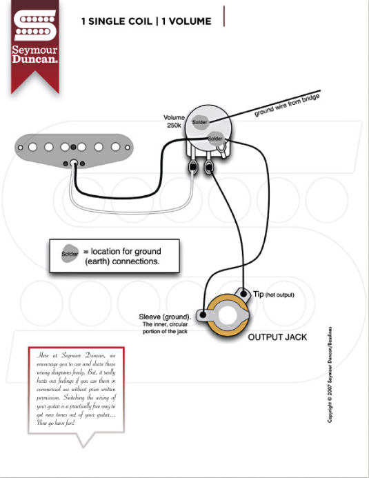 Seymour Duncan Pickup Wiring Diagrams | WIRED GUITARIST on mercury outboard wiring, model train wiring, pelco ptz wiring, stratocaster wiring,