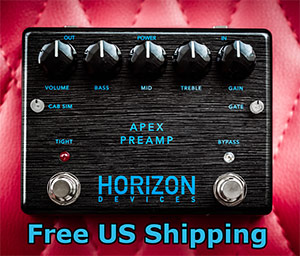 HD – Apex Preamp