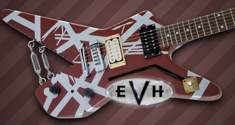 Namm 2019 Evh Launch New Striped Shark Model Wired Guitarist